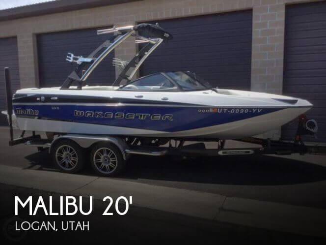 Used MALIBU Boats For Sale by owner | 2014 Malibu 20