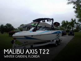 2016 Malibu Axis T22