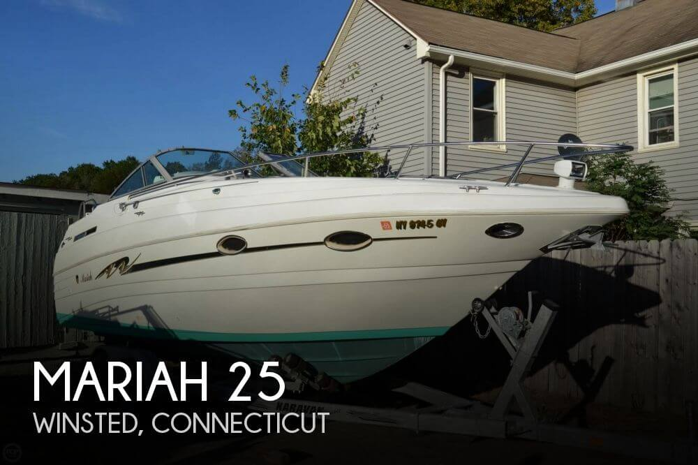 Used Mariah Boats For Sale by owner | 1998 Mariah 25