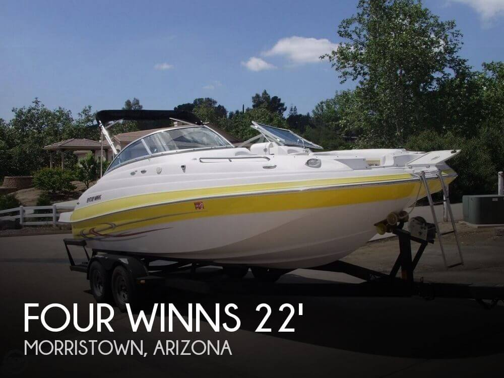 Used Four Winns 224 FUNSHIP Boats For Sale by owner | 2006 Four Winns 224 FUNSHIP