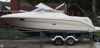 Sea Ray 250 Amberjack, 26', for sale - $27,800