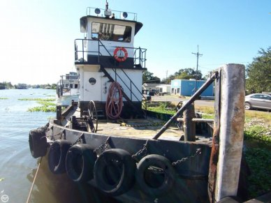Steel Tug 55 Tug Towing Vessel LC, 55, for sale - $220,000