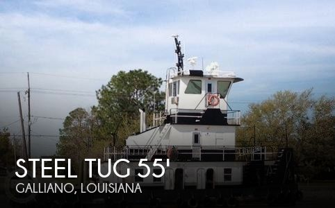 Used Boats For Sale in New Orleans, Louisiana by owner | 1979 Steel Tug 55