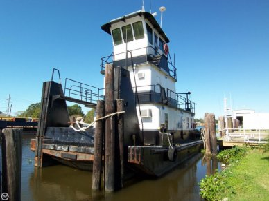 Steel Tug 55 Tug Towing Vessel TD, 55', for sale - $325,000