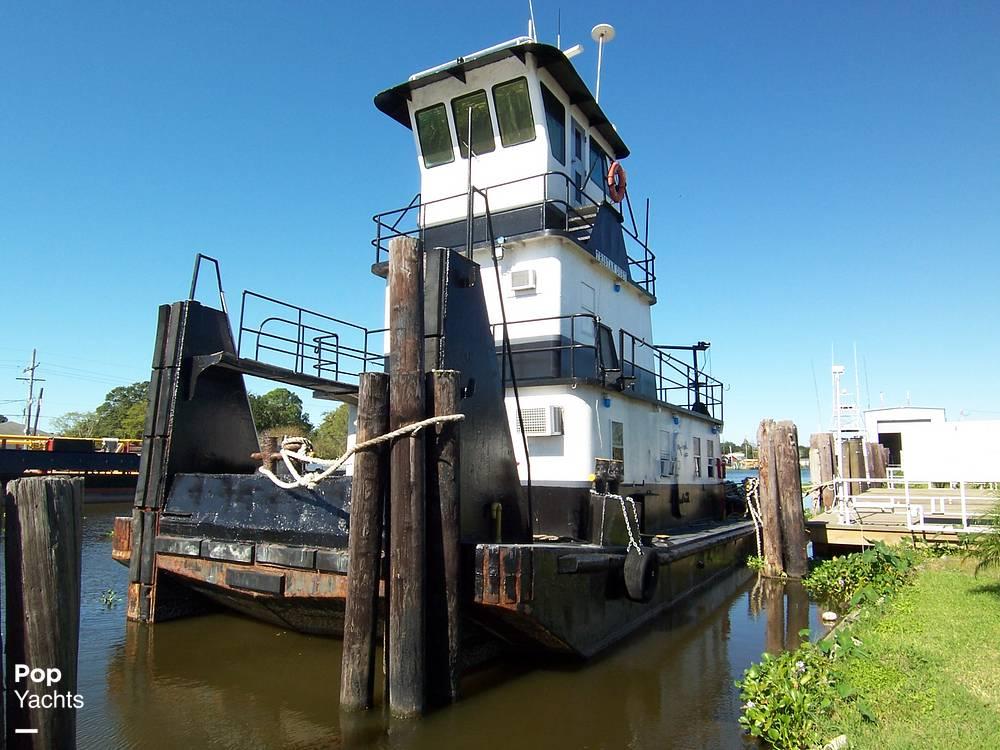 1979 Steel Tug 55 Tug Towing Vessel TD - #$LI_INDEX