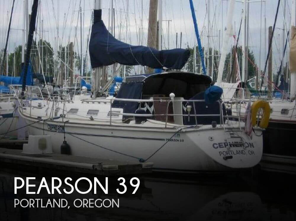 Used Boats For Sale in Oregon by owner | 1987 Pearson 39