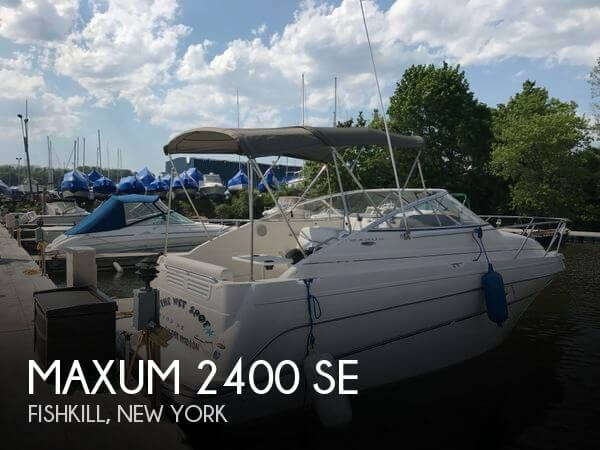Used Maxum Boats For Sale in New York by owner | 2004 Maxum 24