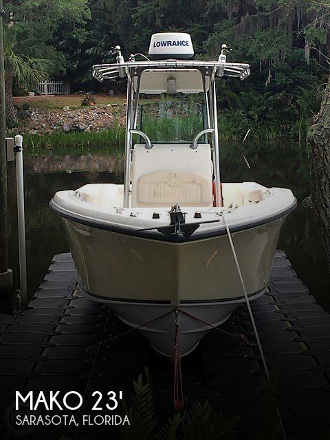 Used MAKO Boats For Sale in Florida by owner | 2008 Mako 23