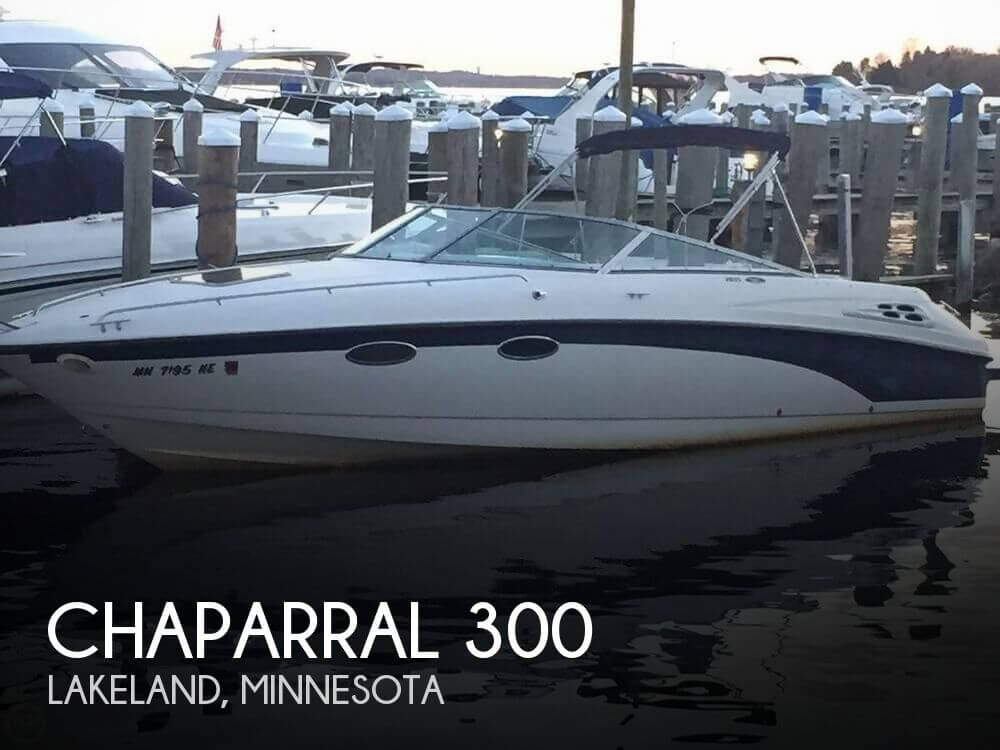 Used Chaparral 30 Boats For Sale by owner | 1998 Chaparral 30
