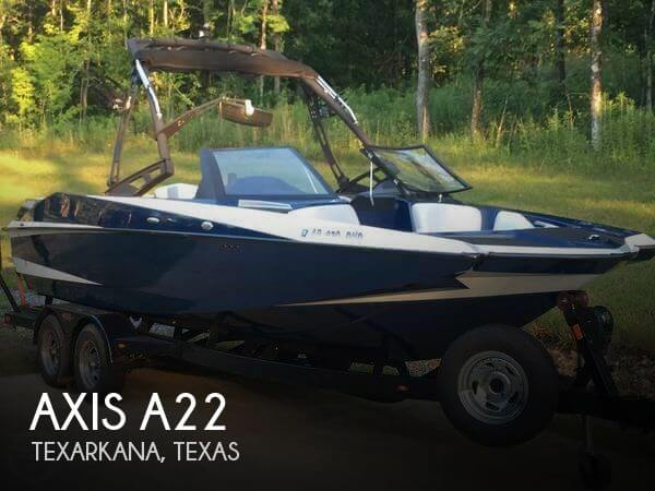Used Axis Boats For Sale by owner | 2013 Axis 22