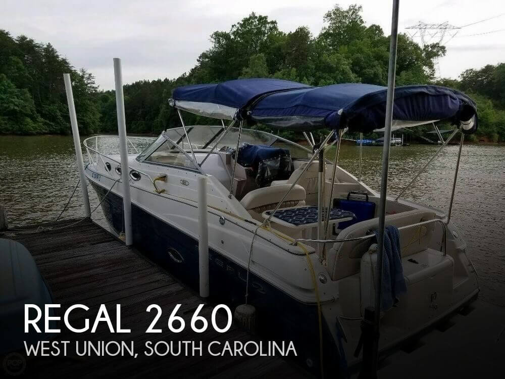 Used Regal 27 Boats For Sale by owner | 2001 Regal 27