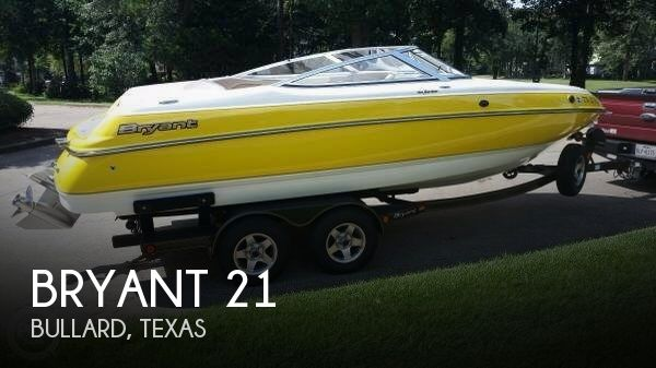 Used Boats For Sale in Longview, Texas by owner | 2003 Bryant 21