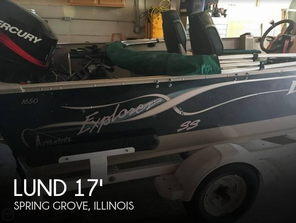 Used Lund Boats For Sale by owner | 2000 Lund 17