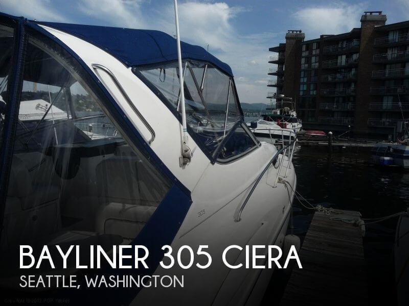 2005 BAYLINER 305 CIERA for sale