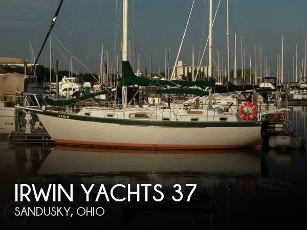 Used Irwin Boats For Sale by owner   1978 Irwin Yachts 37
