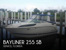 2012 Bayliner 255 SB