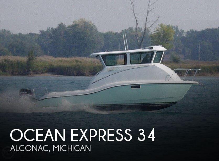 2017 Ocean Express 34 - image 1