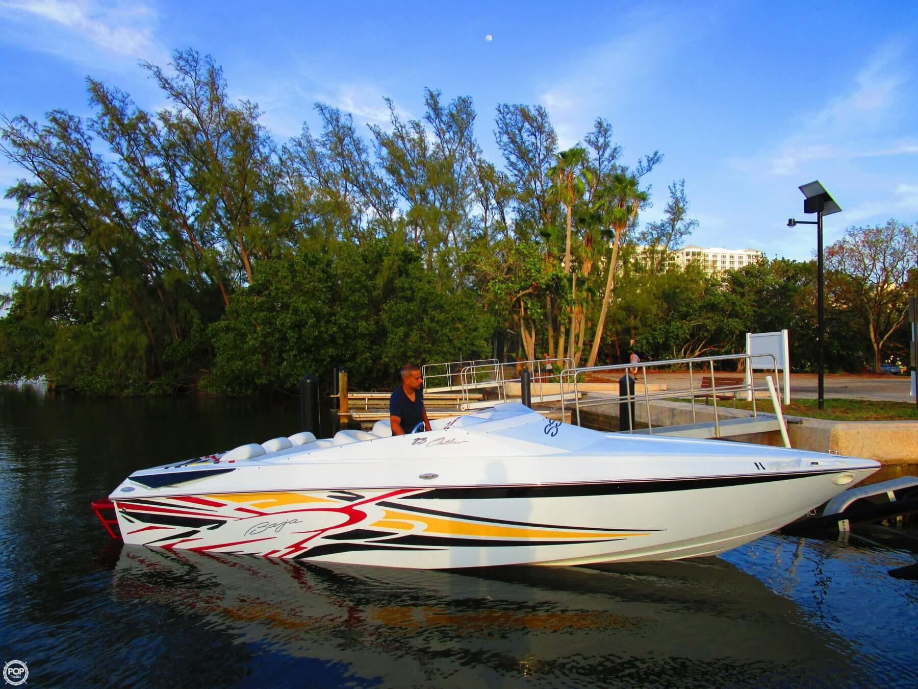 Baja Boats Tank Top