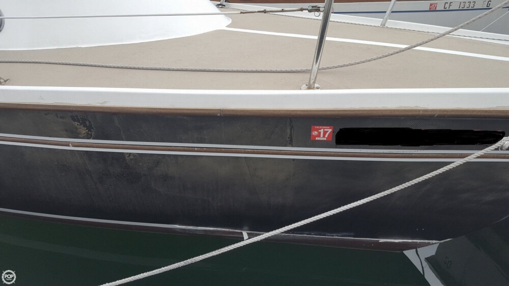 1976 Cal Jensen boat for sale, model of the boat is 27 & Image # 5 of 40