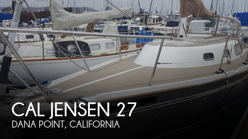 1976 Cal Jensen boat for sale, model of the boat is 27 & Image # 1 of 40