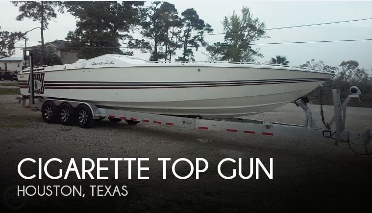 Used Boats For Sale in Houston, Texas by owner | 1994 Cigarette 38