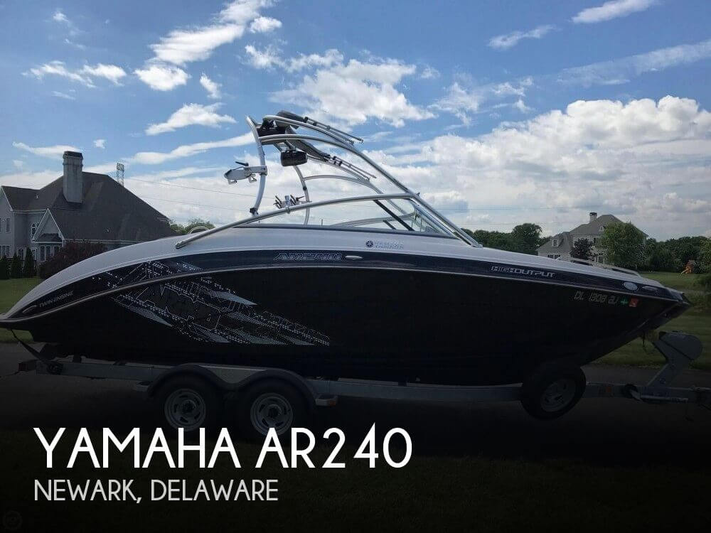 Used Boats For Sale in Harrisburg, Pennsylvania by owner | 2013 Yamaha 24