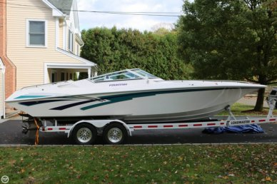 Fountain 27 Fever, 27', for sale - $44,500