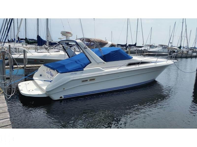 1990 Sea Ray 310 Sundancer For Sale