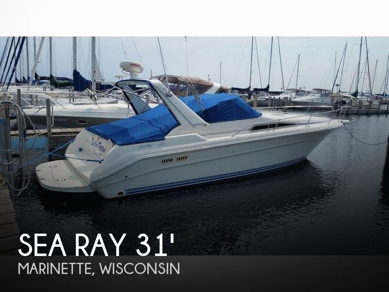Used Boats For Sale in Appleton, Wisconsin by owner | 1990 Sea Ray 37