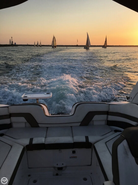 2015 Yamaha boat for sale, model of the boat is 24 & Image # 7 of 10