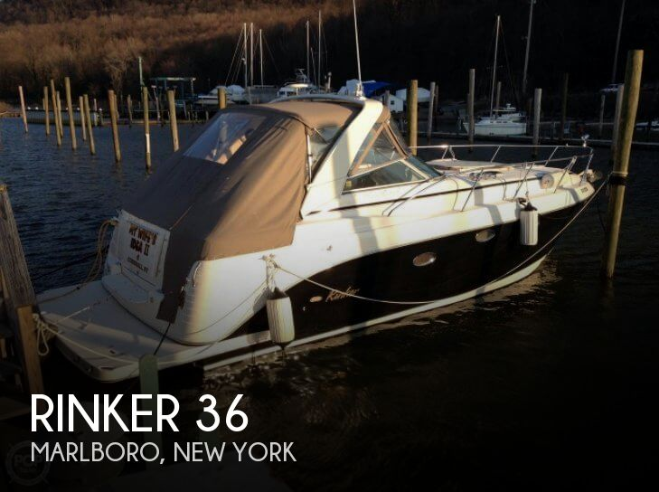 Used Rinker Boats For Sale in New York by owner | 2006 Rinker 36