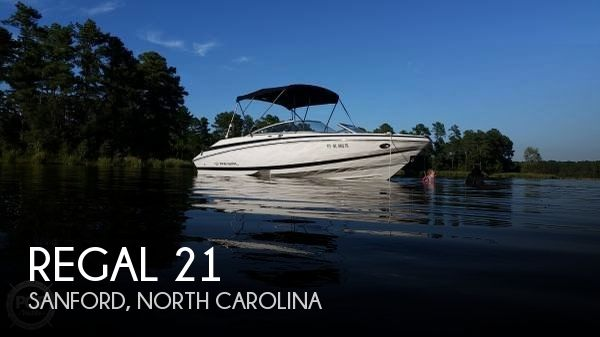 Used Regal 21 Boats For Sale by owner | 2008 Regal 21