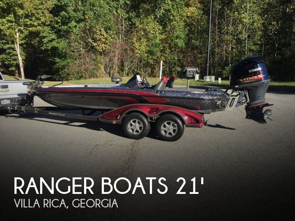 Used Ranger Boats For Sale in Georgia by owner | 2013 Ranger Boats 21