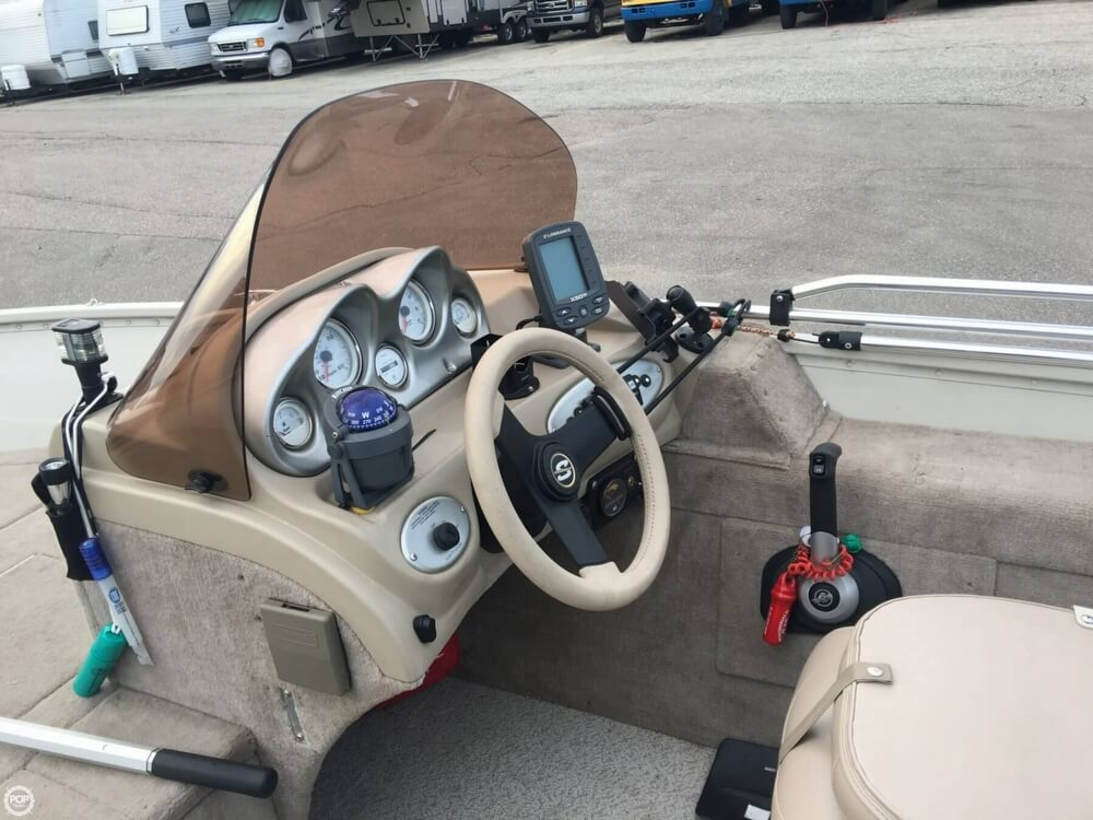 2007 Smoker Craft boat for sale, model of the boat is 161 Pro Angler & Image # 6 of 40