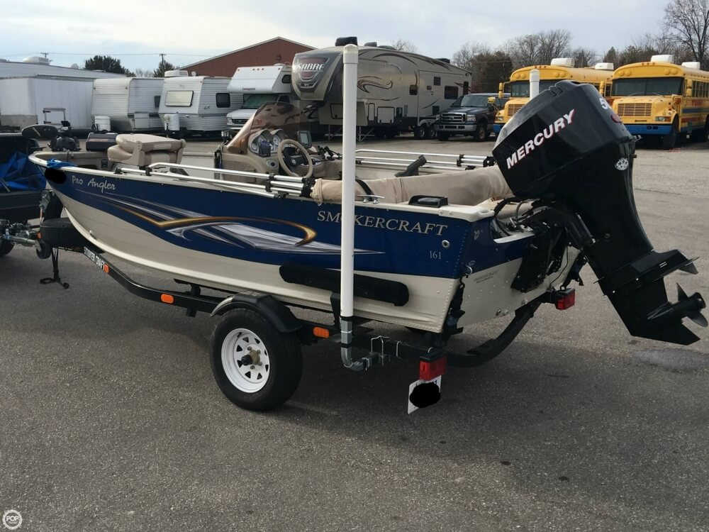 2007 Smoker Craft boat for sale, model of the boat is 161 Pro Angler & Image # 18 of 40