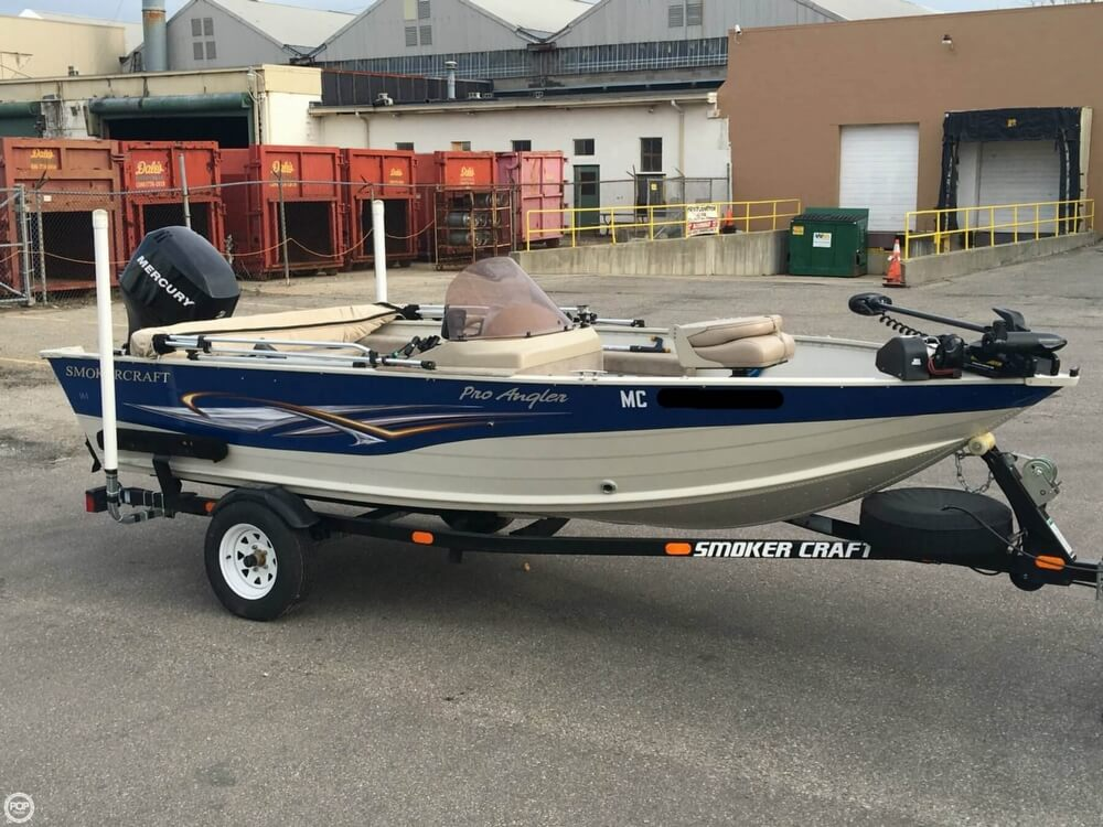2007 Smoker Craft boat for sale, model of the boat is 161 Pro Angler & Image # 23 of 40