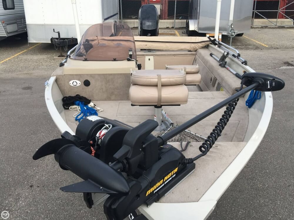 2007 Smoker Craft boat for sale, model of the boat is 161 Pro Angler & Image # 26 of 40