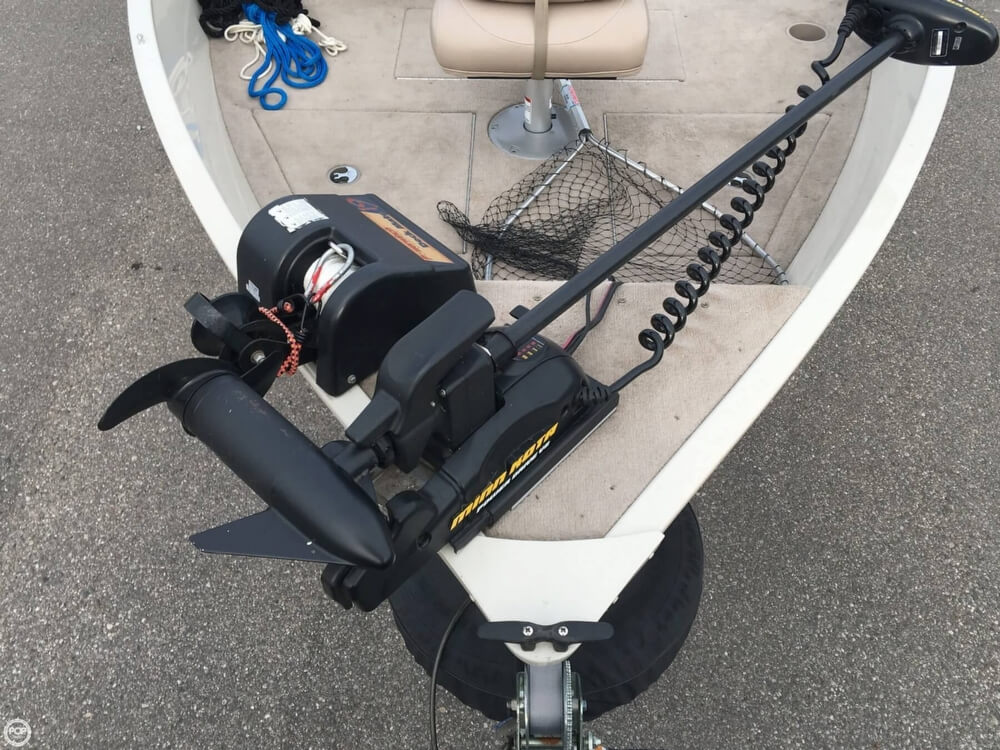2007 Smoker Craft boat for sale, model of the boat is 161 Pro Angler & Image # 28 of 40