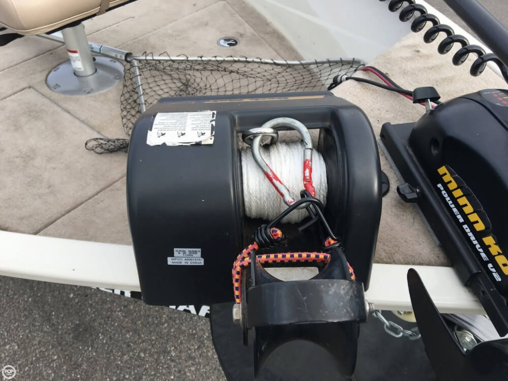 2007 Smoker Craft boat for sale, model of the boat is 161 Pro Angler & Image # 30 of 40
