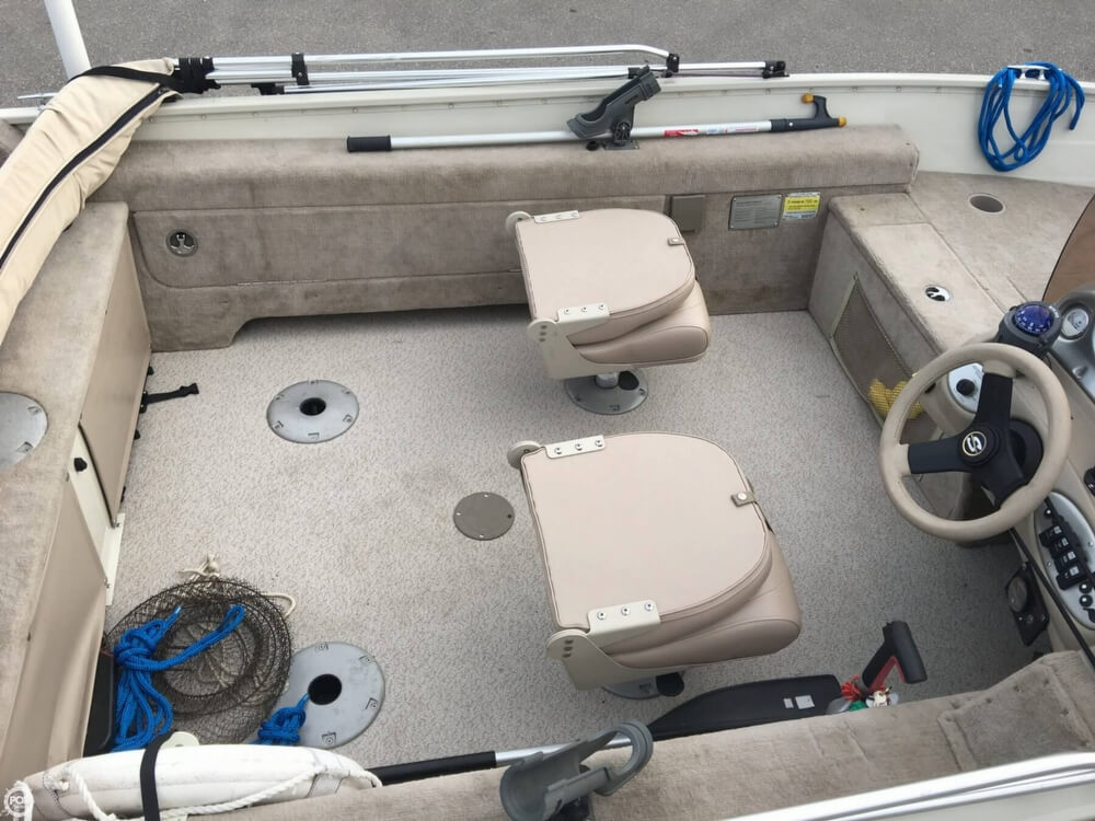 2007 Smoker Craft boat for sale, model of the boat is 161 Pro Angler & Image # 40 of 40