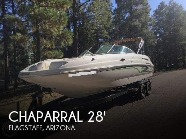 Used Deck Boats For Sale by owner | 2005 Chaparral 28