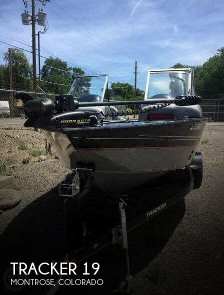Used Tracker Fishing boats For Sale by owner | 2014 Tracker 19