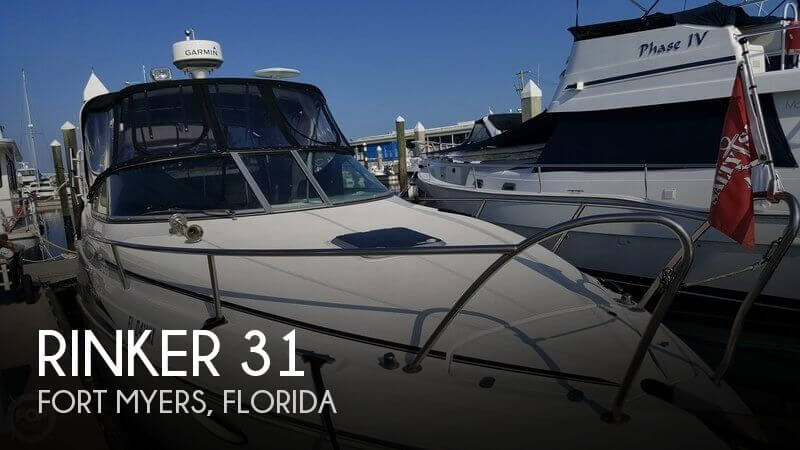 Used Rinker 31 Boats For Sale by owner | 2009 Rinker 31