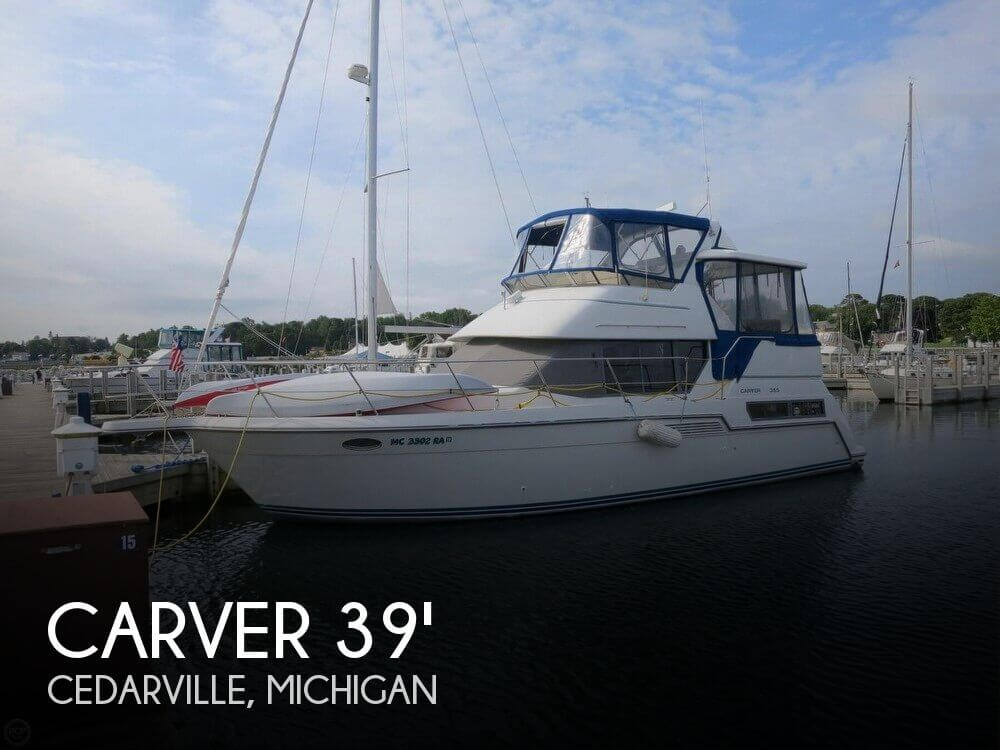 Used Carver 39 Boats For Sale by owner | 1995 Carver 39