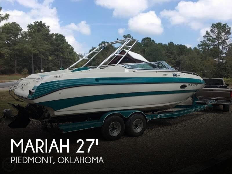 Used Mariah Boats For Sale by owner | 1995 Mariah 27