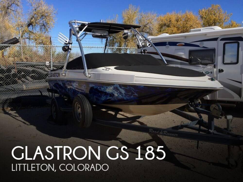 1996 Glastron GS 185