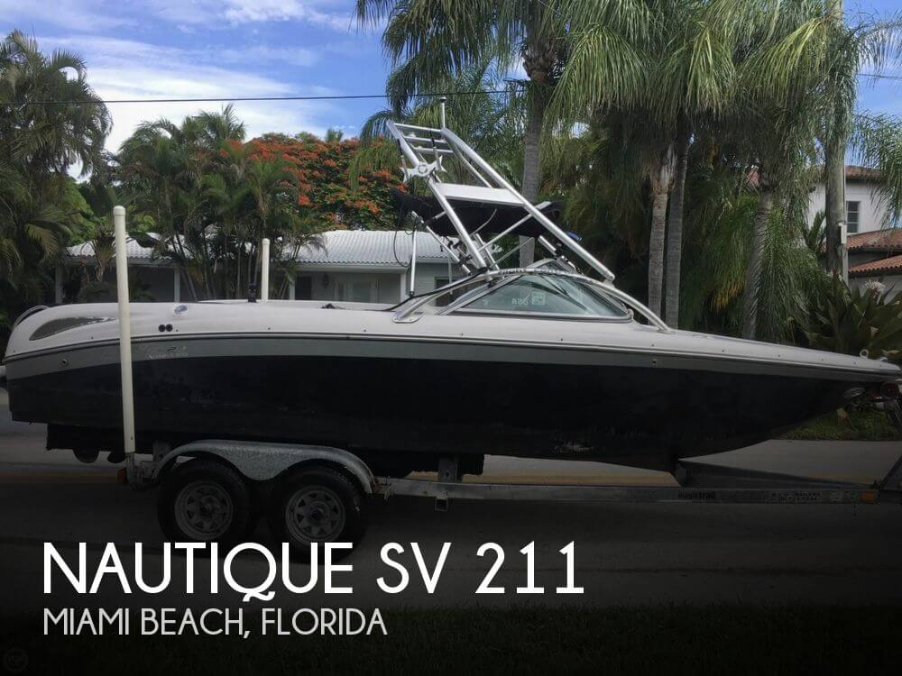 Used Nautique Ski Boats For Sale by owner | 2005 Nautique 21