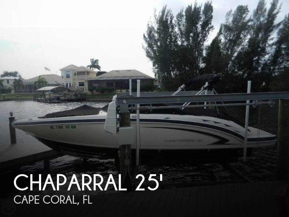 Used Deck Boats For Sale by owner | 2010 Chaparral 244 Sunesta SD