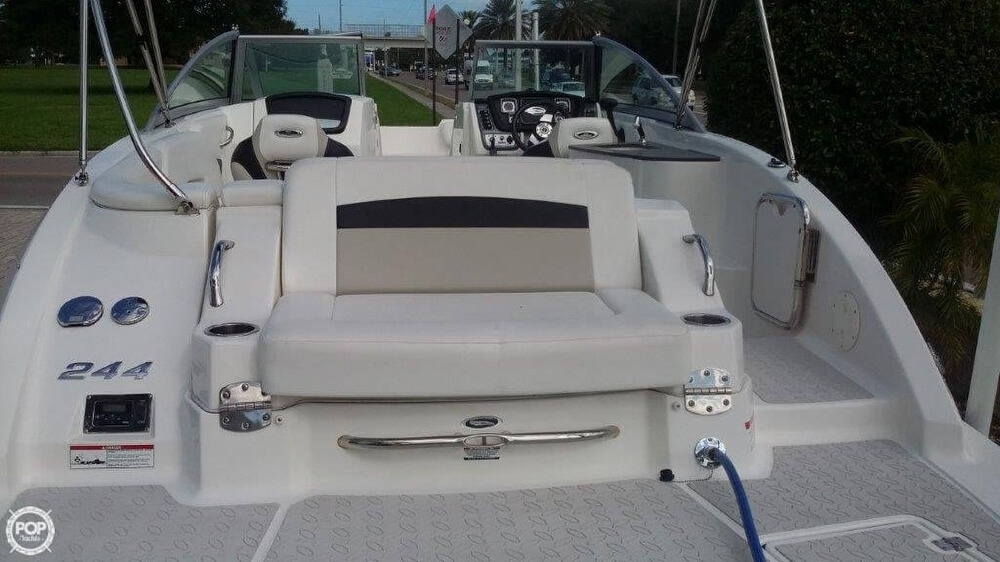 2010 Chaparral boat for sale, model of the boat is 244 Sunesta & Image # 10 of 40