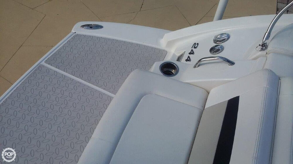 2010 Chaparral boat for sale, model of the boat is 244 Sunesta & Image # 20 of 40